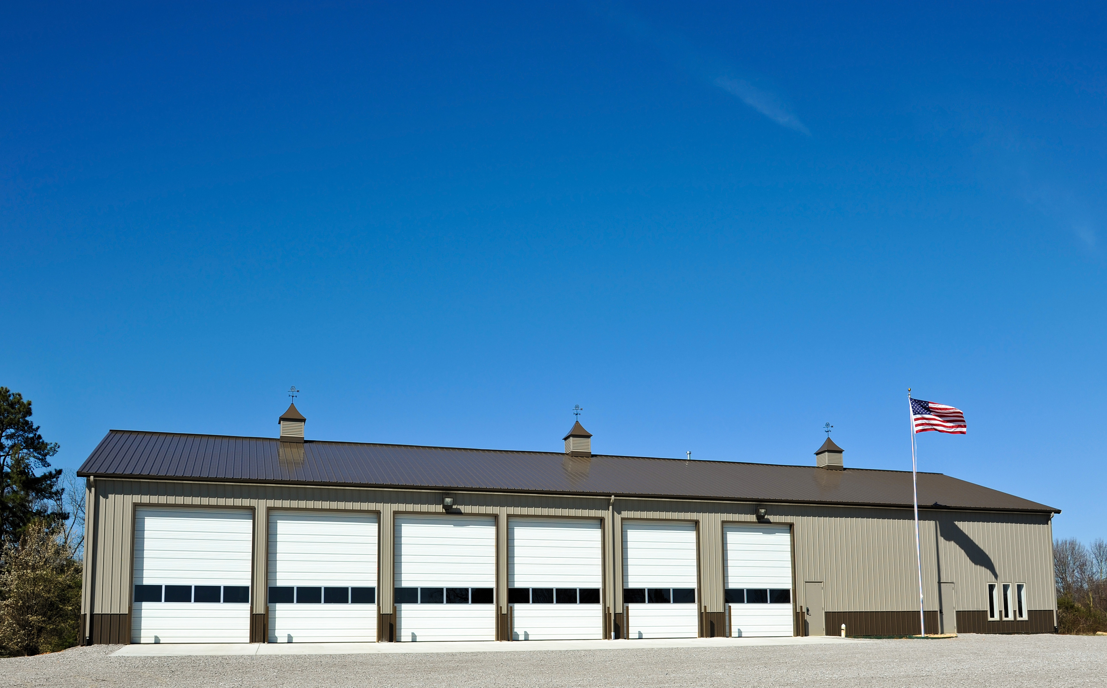 Building Types Solid Steel Buildings